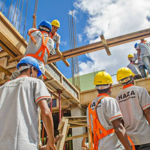 Vacancy for a Key Position at HaZa Construction